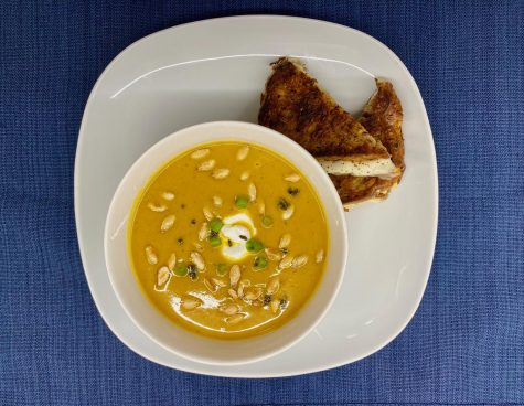 Get ready to slide into a comforting bowl of soup for these chilly fall days.