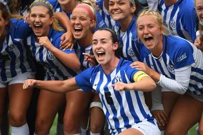 The Blue Devils will face South Florida in the first round of the NCAA Tournament.